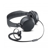 Nokia Stereo Headphone Nokia WH-530 Coloud Boom with Microphone 3.5 mm for Apple-Samsung-HTC-BlackBerry-LG Black