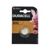 Buttoncell Duracell CR2032 Pcs. 1