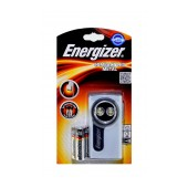 Energizer Metal Torchlight 2 Led 16 Lumens with Batteries AA in Various Colors