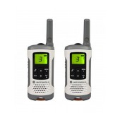 Walkie Talkie Motorola PMR T50 White   Coverage 6 km