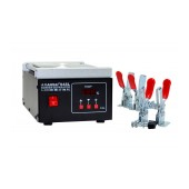 Preheater, LCD Screen Separator Ansai 946 550W with Display and Temperature Setting 50° - 350° (20 cm x 12 cm)