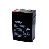 Battery for UPS Motoma SLA-MS6V4.5 (6V 4.5 Ah) 0,7 kg 95mm x 70mm x 45mm