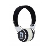 Stereo Earphone Baby EP-15 3.5 mm Black - White for mp3, mp4 and Sound Devices