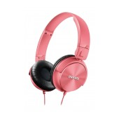 Philips Stereo Headphone DJ-Style Reversible 1000 mW 32mm SHL3060BL 3.5 mm pink for mp3, mp4 and sound devices