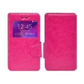 Book Case Ancus S-View Elastic Universal for Smartphone 4.5