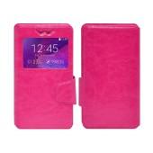 Book Case Ancus S-View Elastic Universal for Smartphone 5.3
