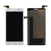 Original LCD & Digitizer Lenovo S850 White