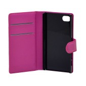 Book Case Ancus Teneo for Sony Xperia Z5 Compact Fuschia