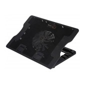 Laptop Cooler Mobilis Cooling Pad 638 (Β) Black for Laptop up to 17