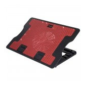Laptop Cooler Mobilis Cooling Pad 638 (Β) Pink for Laptop up to 17