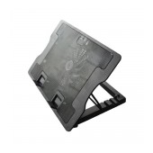 Laptop Cooler Mobilis Cooling Pad 638 (A) Black for Laptop up to 17