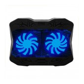 Laptop Cooler Mobilis Popu Pine F1 Blue for Laptop up to 17