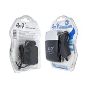 Battery Charger Goop Universal GD-917 Traverl and Car, for Cameras and Mobile Phone