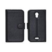 Book Case Ancus Teneo TPU for Huawei Ascend Y360 Black