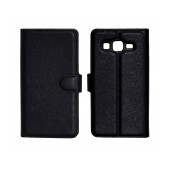 Book Case Ancus Teneo TPU for Samsung SM-G550 Galaxy On5 Black