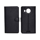 Book Case Ancus Teneo TPU for Microsoft Lumia 950 XL/950 XL Dual Sim Black