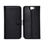 Book Case Ancus Teneo TPU for HTC One A9 Black