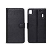 Book Case Ancus Teneo for Lenovo A7000 / K3 Note Black