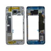 Middle Frame Cover Samsung SM-A310F Galaxy A3 (2016) with Buzzer and On/Off, Volume Button Black Original GH97-18074B