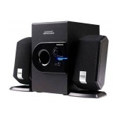 Speaker Stereo Camac CMK-808N 2.1 900W 7W+1.5Wx2 RMS Black with USB 7x14x5mm