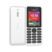 Nokia 130 Dual Sim White GR