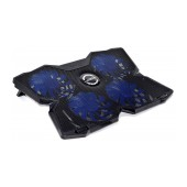 Laptop Cooler CoolCold K25 Black for Laptop up to 17