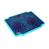 Laptop Cooler Mobilis K17 Blue for Laptop up to 15.6