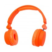 Stereo Headphones Yihao YH-228 3.5 mm for Apple-Samsung-HTC-BlackBerry-LG Orange