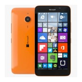 Sample phone (Dummy) for specification reference of model Microsoft Lumia 640 XL Orange