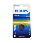Buttoncell Lithium Electronics Philips CR1620 Pcs. 1