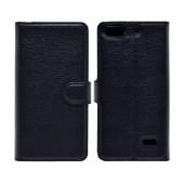 Book Case Ancus Teneo for Huawei Honor 4C TPU Black