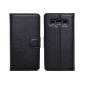 Book Case Ancus Teneo for Samsung SM-A300F Galaxy A3 TPU Black