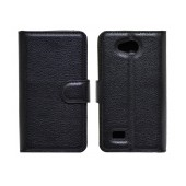 Book Case Ancus Teneo for LG Joy H220 TPU Black