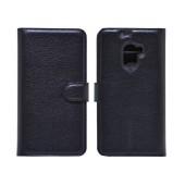 Book Case Ancus Teneo for Lenovo A7010 Black