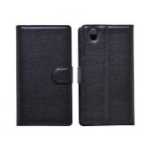 Book Case Ancus Teneo for Lenovo P70 Black
