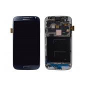 Original LCD & Digitizer Samsung i9505 Galaxy S4 Black with OEM Frame