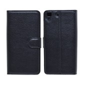 Book Case Ancus Teneo TPU for Huawei Honor 4A Black