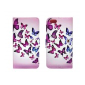 Book Case Ancus Art Collection for Apple iPhone 6/6S Butterfly