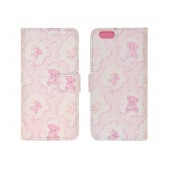 Book Case Ancus Art Collection for Apple iPhone 6/6S Teddy Bear