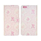 Book Case Ancus Art Collection for Apple iPhone 6 Plus/6S Plus Teddy Bear