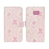 Book Case Ancus Art Collection for Samsung SM-G930 Galaxy S7 Teddy Bear