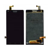 Original LCD with Digitizer for Huawei Ascend G6 Black without Frame