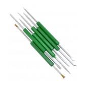 Set Soldering/Desoldering Tools Electronical Components Bakku BK-120