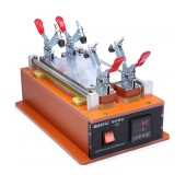 Preheater, LCD Screen Separator Bakku BK-948A 250W with Display and Temperature Setting 50° - 200° (Plate Size 19 cm x 10 cm)