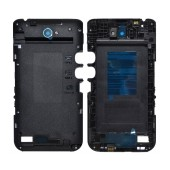 Middle Cover Frame Sony Xperia E4 Dual E2115 with Antenna Black Original A/402-58800-0001
