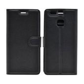Book Case Ancus Teneo TPU for Huawei P9 / P9 Dual TPU Black