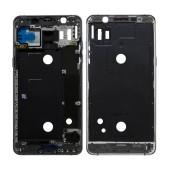 Dsplay Frame Samsung SM-J510F Galaxy J5 (2016) Black Original GH98-39541B
