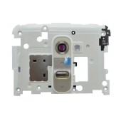 Camera Cover LG G2 D802 White Original ACQ86814002, ACQ86918602