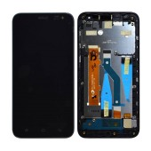 Original LCD & Digitizer Hisense L675 Black with Frame and Receiver 1025411