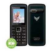 FlameFox Simple1 (Dual Sim) with Bluetooth, Camera, FM Radio, Led Torch GR